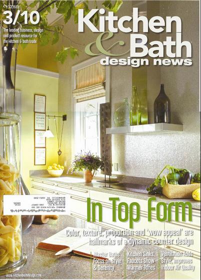 March 2010 Kitchen Bath Design News Kitchens Unlimited